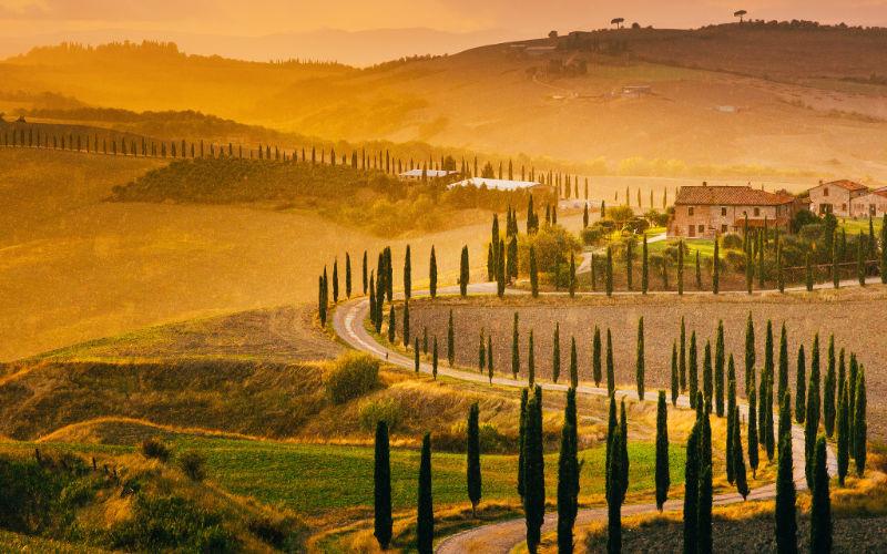 Spotlight on Tuscany